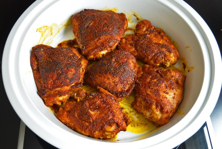 A Cook's Canvas Daniel Boulud's Chicken Tagine