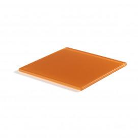 Mealplak mandarin square tray Nacryl 2 sizes