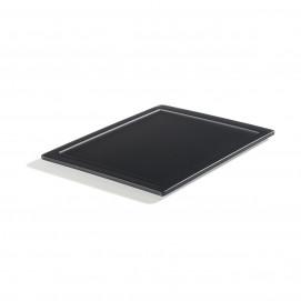 long service tray anthracite Nacryl Mealplak