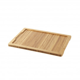 Bamboo tray for Basalt stake plate