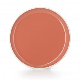 dessert plate diam 7.5 color lab 6 colors