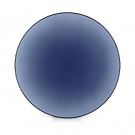 Ceramic dinner plate Equinoxe, 4 colors ø11