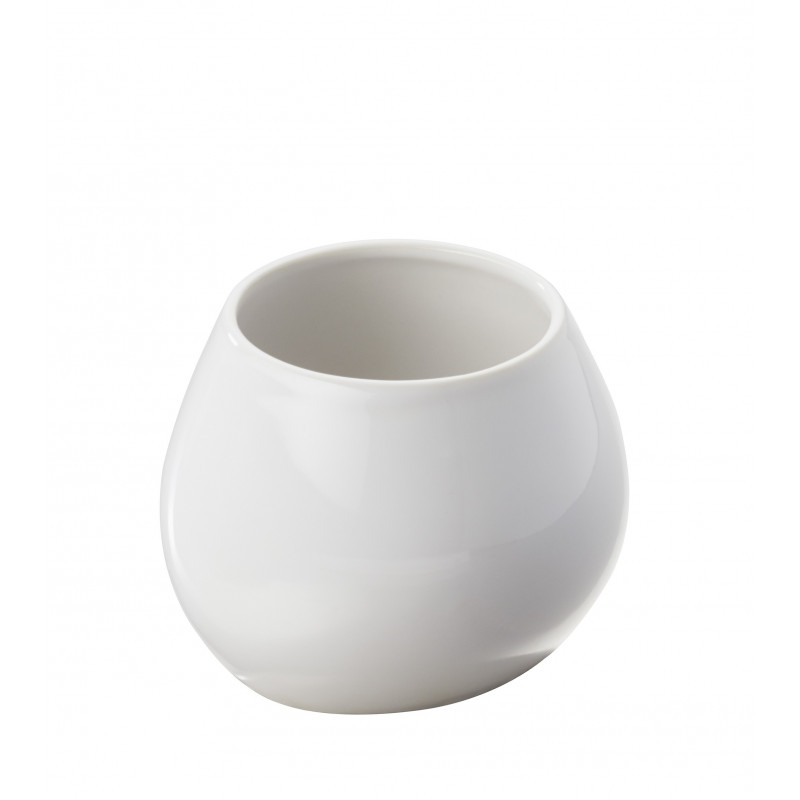 Small Serveware Black Or White Pot Likid