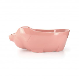 French Classics pork dish pink