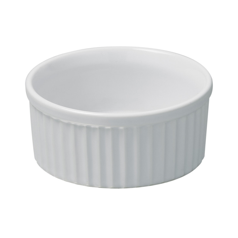 Plain White Souffl 233 S Bakeware Dishes French Classique