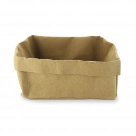 havana brown bread bag, large