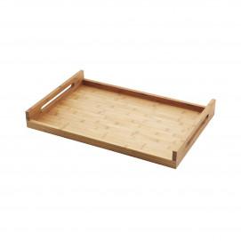 room service bamboo tray