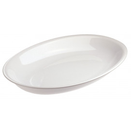grand hotel oval serving dish