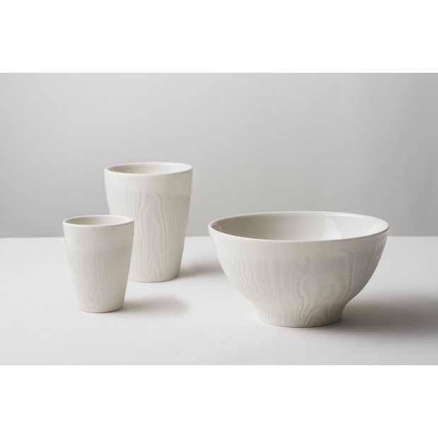 Porcelain Breakfast Bowl Arborescence 3 Colors