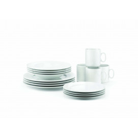 Set of 16 pieces dinnerware