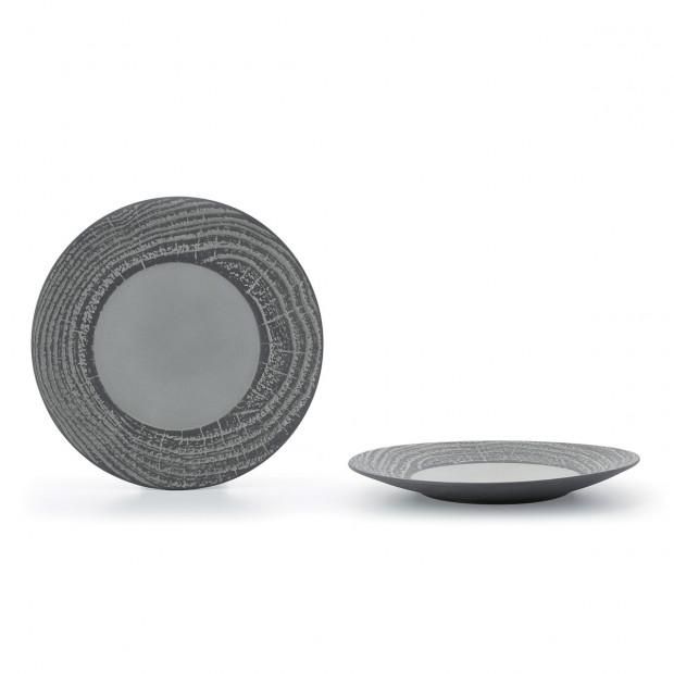 sc 1 st  Revol Porcelain & Arborescence smaller dinner plate Revol