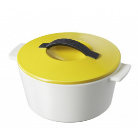 Individual cocotte Yellow