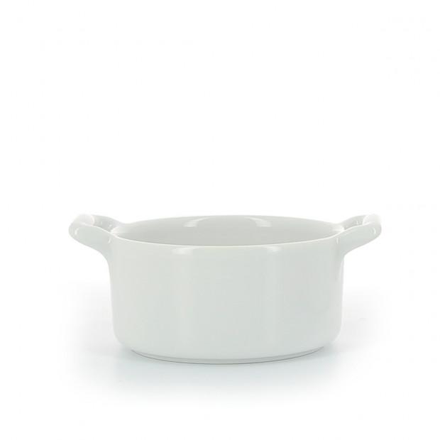 Belle Cuisine White Porcelain Ramekin Revol