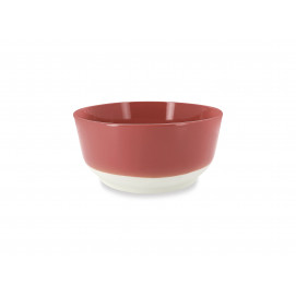 amaranth red salad bowl 2 sizes color lab