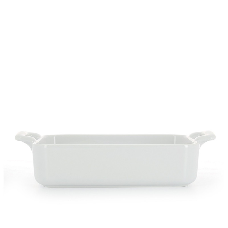 belle cuisine white rectangular baking dish revol. Black Bedroom Furniture Sets. Home Design Ideas