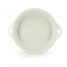 Les Naturels soft cream round cake pan