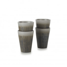 set of 4 arborescence mug 3 colors