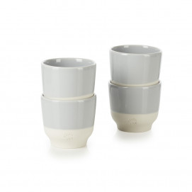 set of 4 espresso cup color lab 6 colors