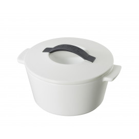 Individual cocotte red