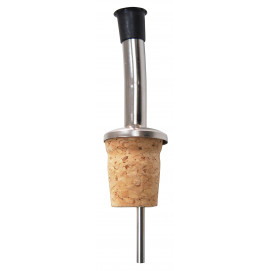 French Classics cruet cork for olive-oil or vinegar bottle
