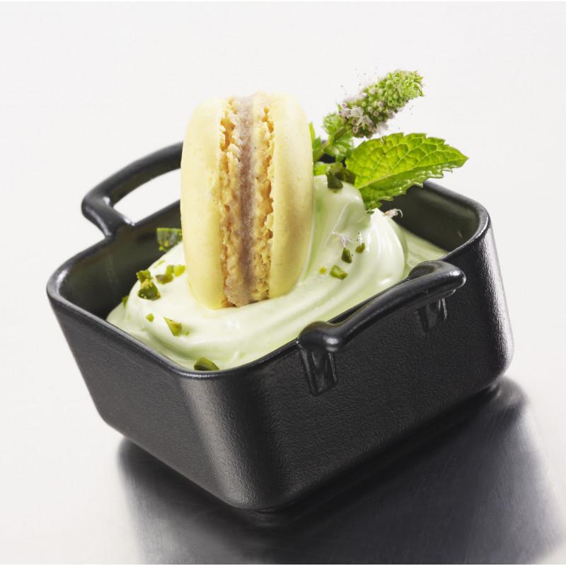 Belle cuisine black square baking dish revol 3 sizes for Belle cuisine