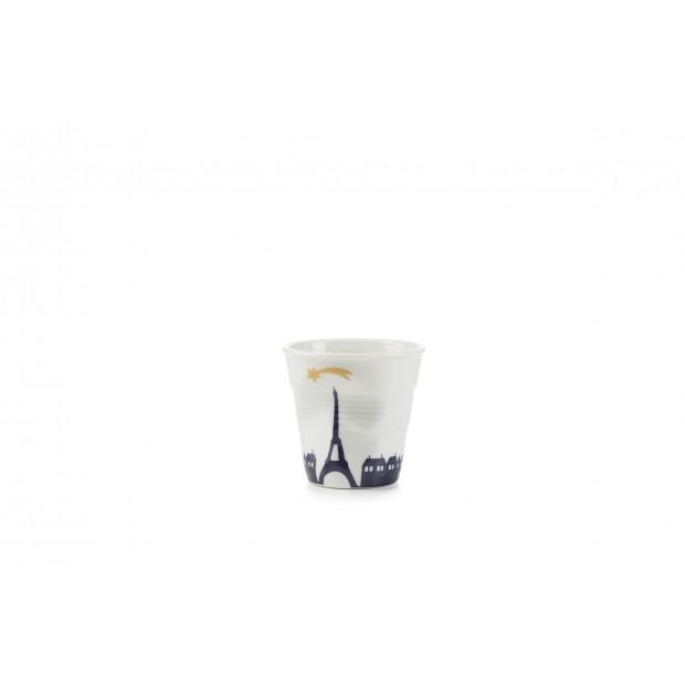 Tasse espresso magic shadow en porcelaine