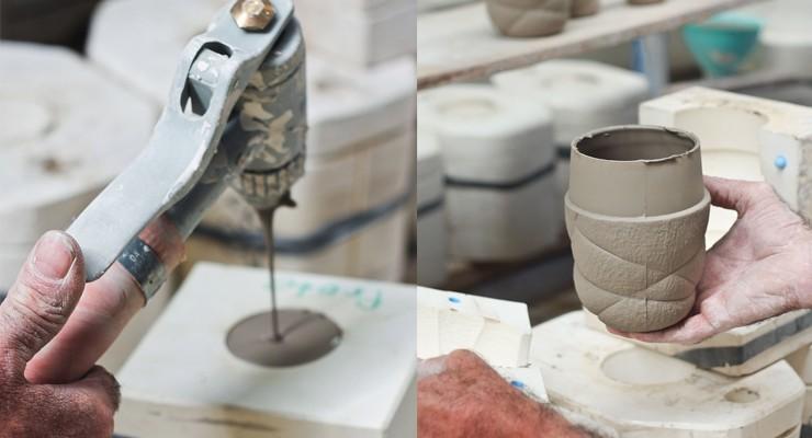fabrication d'un mug succession