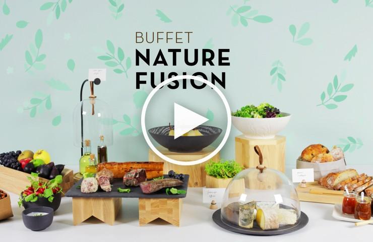voir la video du buffet