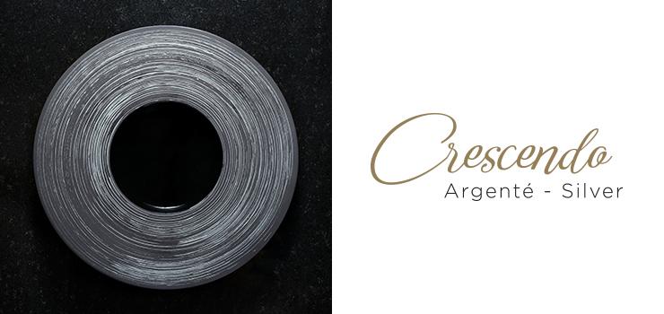 crescendo silver
