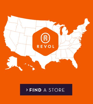 Find a revol porcelain store around USA