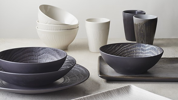 Equinoxe collection by revol porcelain