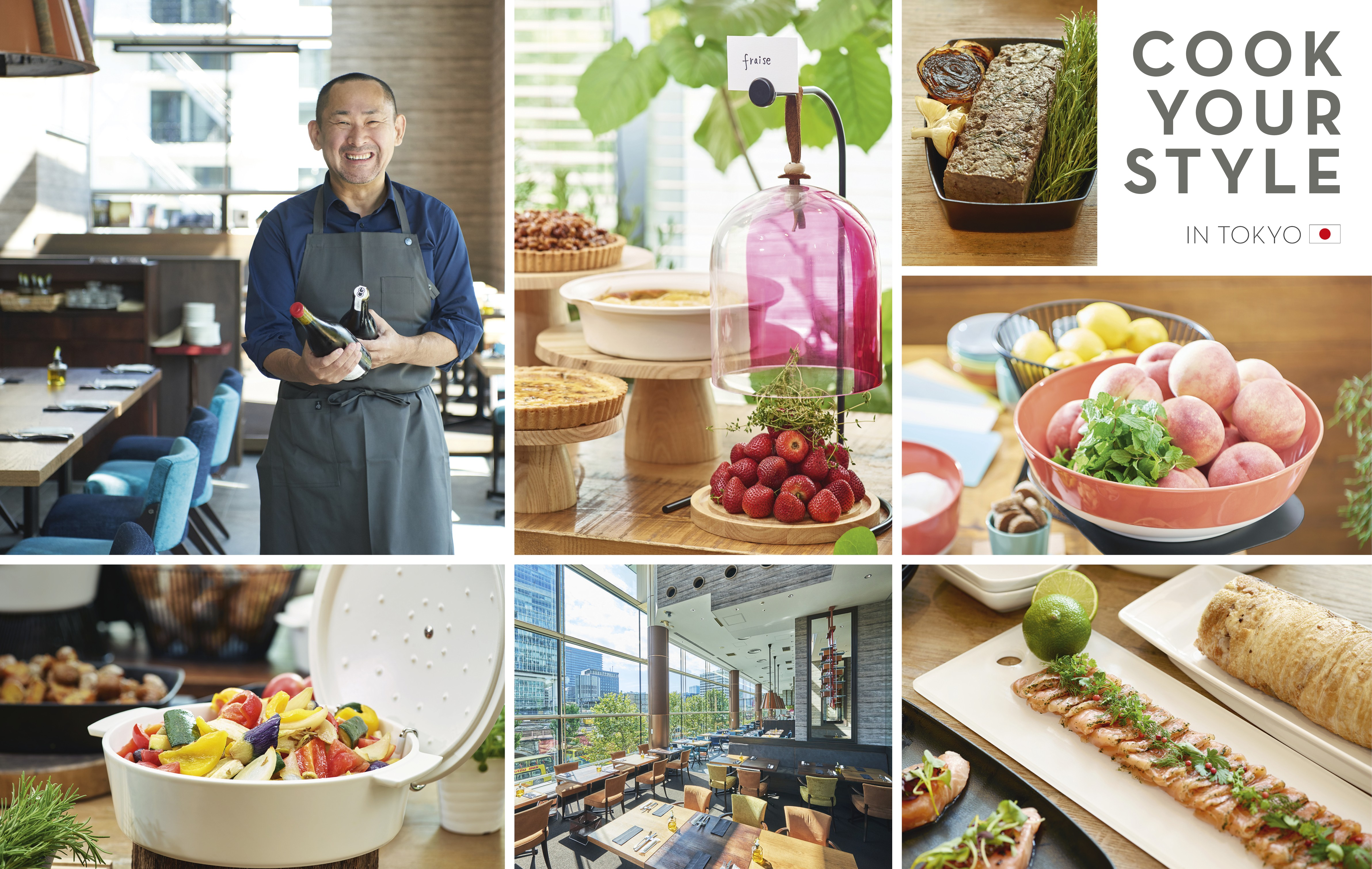 cook your style in tokyo