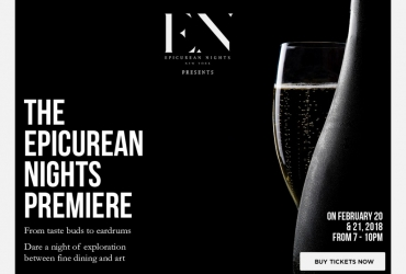 Epicurean Nights Premiere